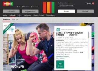 Bankowa okazja dla CityFit