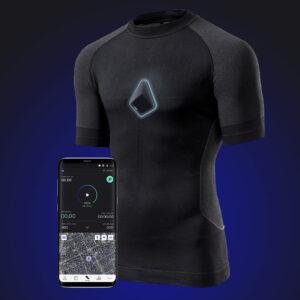 Inteligentna koszulka opracowana przez naukowców z Wojskowej Akademii Technicznej
