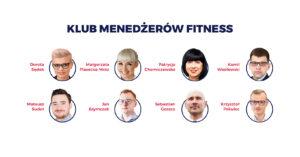 Klub Menedżerów Fitness - eksperci