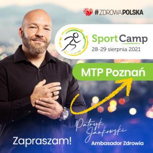 Sport Camp Poznań ze strefą #ZdrowaPolska